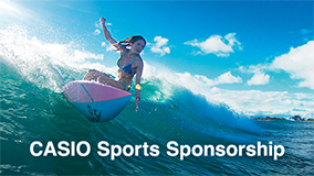 CASIO Sports Sponsorship